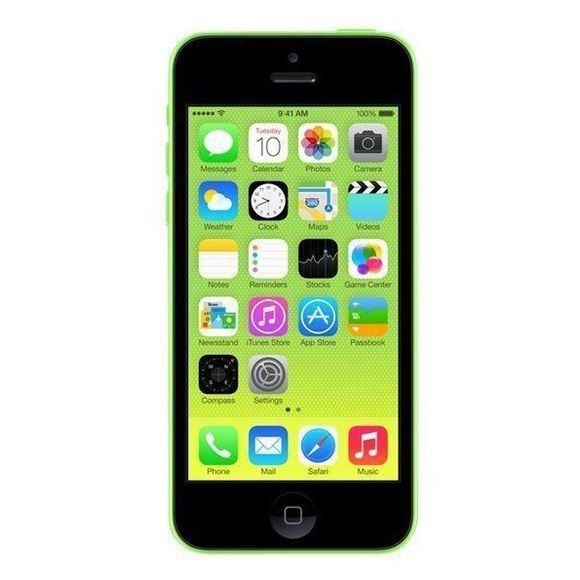I phone 5 c Verizon 16 GB used Used iPhone 5 C 16GB colic green like new comes with the box and without charger Accessories