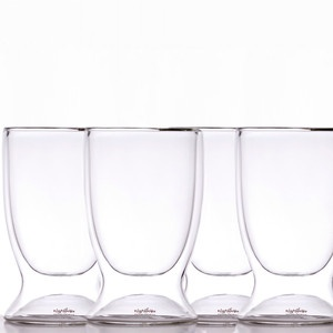 Vinogloww Wine Glass Set of 4 now featured on Fab.