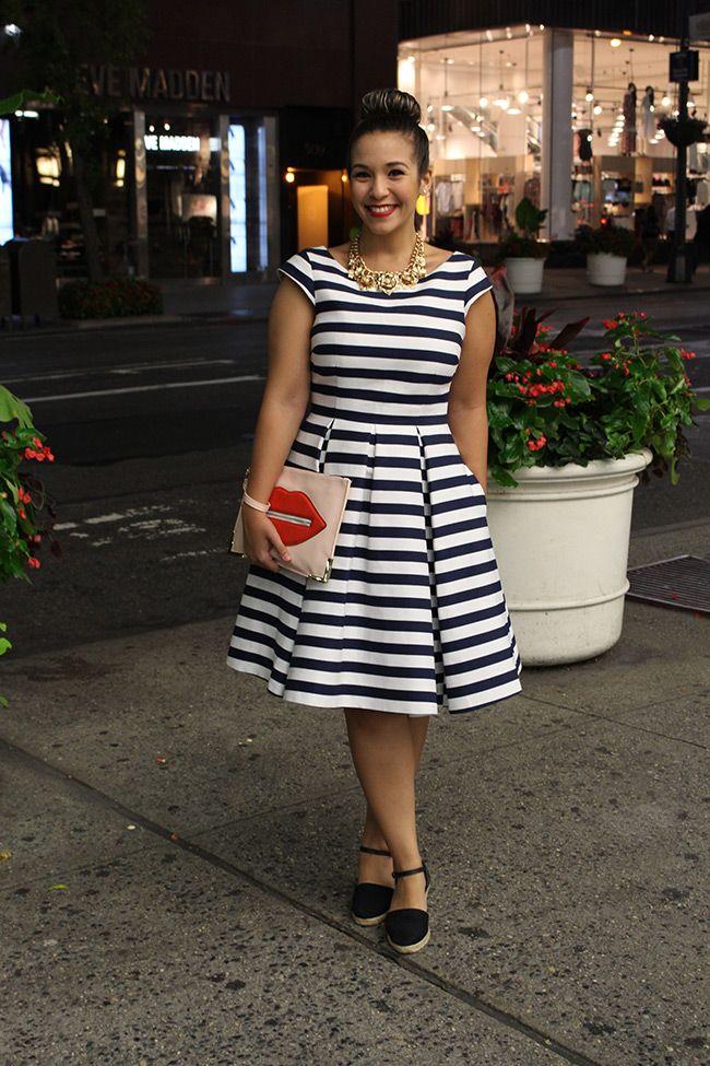 Look de Nova Iorque – Vestido dos sonhos