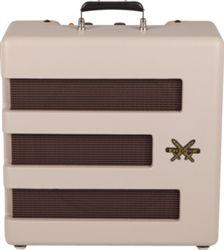 L.A. Music Canada Fender Excelsior Tube Guitar Combo Amplifier Pro Antique Blush 2303010230