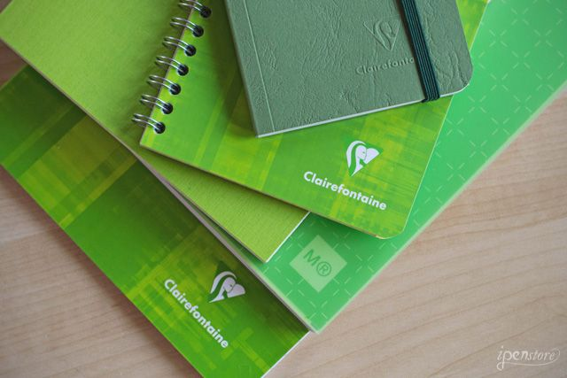 Clairefontaine Journal, Clairefontaine Wirebound Notebook, Miquelrius