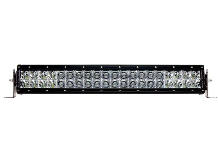 Same Business Day Shipping Rigid Industries E-Series 20 inch Spot / Flood Combo LED Light Bar - #120312