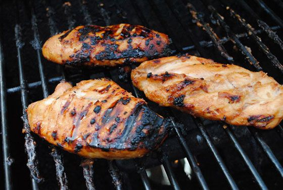 Barbecue Cola Chicken for a crowd.