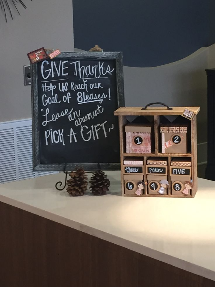 Fun Way To Increase Leasing For The Holidays Marketing Ideasapartments