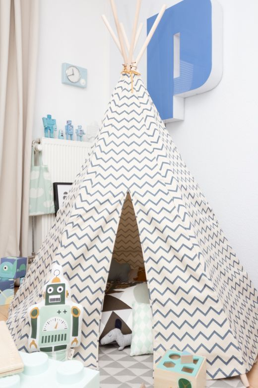 1000 images about tipi im kinderzimmer on pinterest. Black Bedroom Furniture Sets. Home Design Ideas