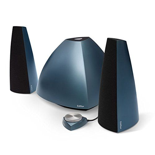 Stylish Speakers edifier prisma e3350 stylish 2.1 speaker system   edifier