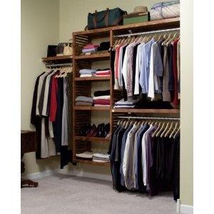 Amazing $382 Premier 12 Inch Deep Closet Shelving System