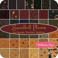 Sandhill Plums by Kansas Troubles.