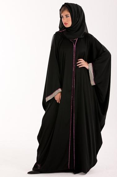 La Reine website: http://www.lareine.ae/Collections.aspx butterfly abaya