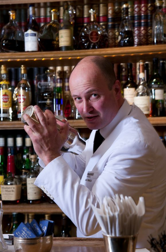 World's best barman Colin Field takes over the bar at The Mark Restaurant by Jean-Georges | Time Out New York