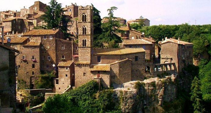 Borgo medioevale di Ronciglione
