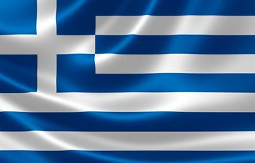 information about greece flag