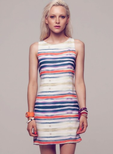 The Making Waves Mini Dress #MMM fashion #goshcelebrity #dresses #online #shop #love #stripes #summer #spring #trends