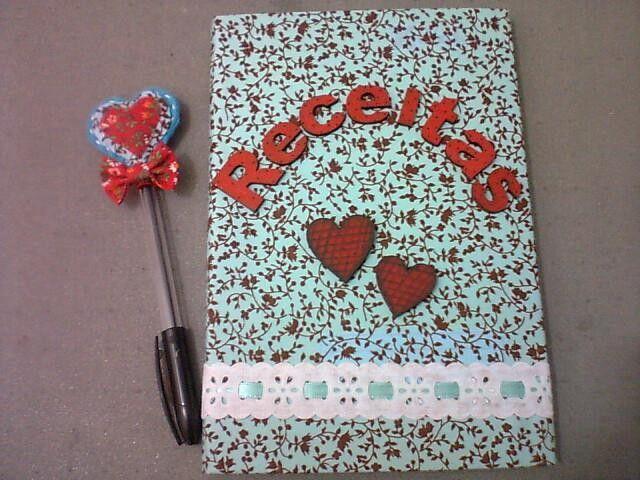 caderno decorado - Pesquisa Google