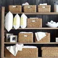 Large Square Storage Baskets