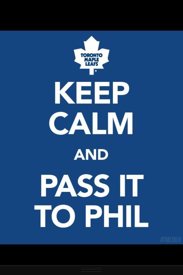 Phil Kessel rules! Go Leafs!