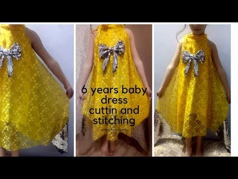 How To Make Latest Fashion Designer Dress For Age Stylish Top S Diy Tutorial You
