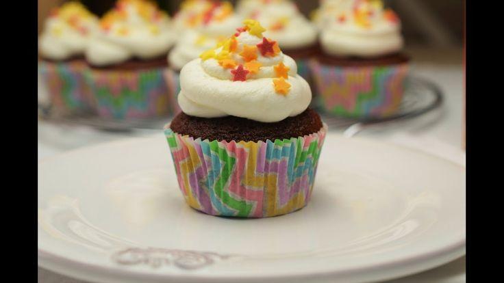 Cupcakes cu rosii (Tomato puree cupcakes)