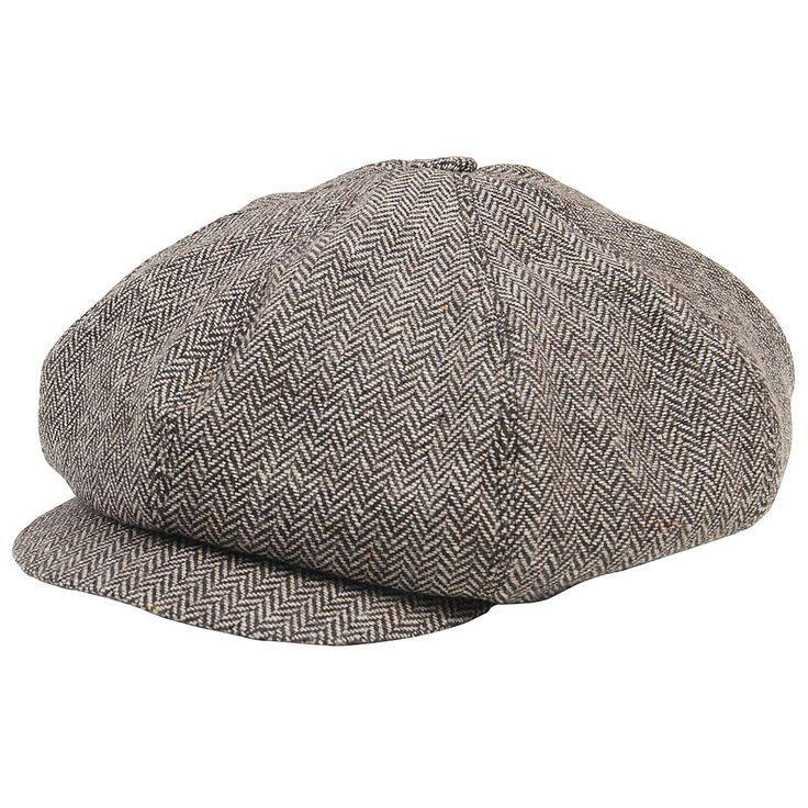 Newsboy cap model