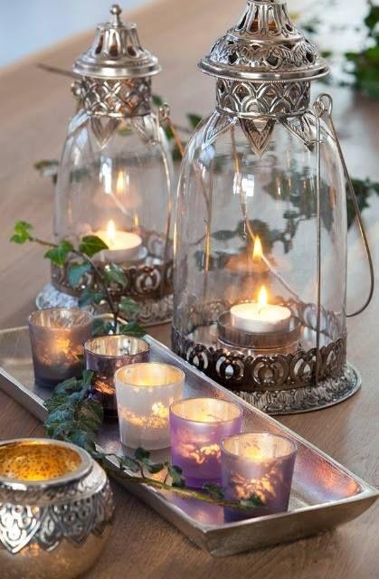Centros de mesa y adornos con velas. Contacto l https://nestorcarrarasrl.wordpress.com/e-commerce/ Néstor P. Carrara S.R.L l ¡En su 35° aniversario!