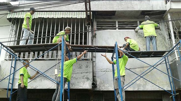 Pengecetan Serempak Camat Bogor Tengah:Jl. Otista Pintu Masuknya Kota Bogor