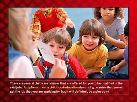 How to Get Diploma in Early Childhood Education? - YouTube