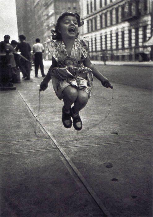Lester Talkington -Skipping Rope, 1950