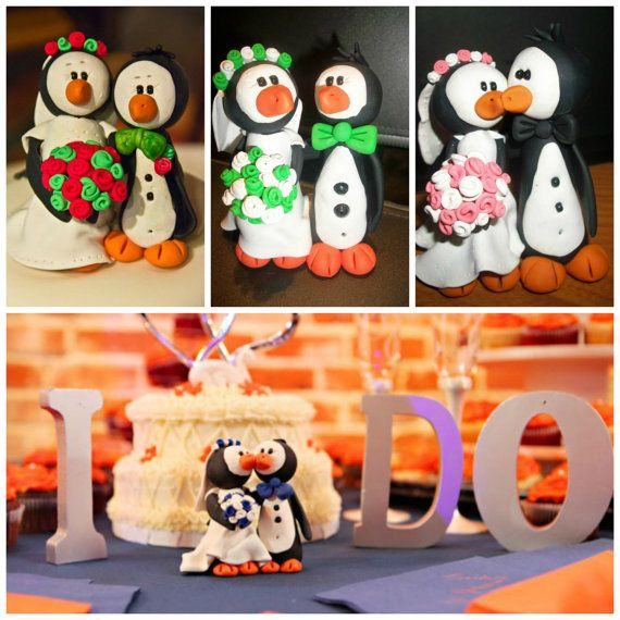 penguin wedding cake topper uk the 25 best penguin wedding ideas on penguin 18189