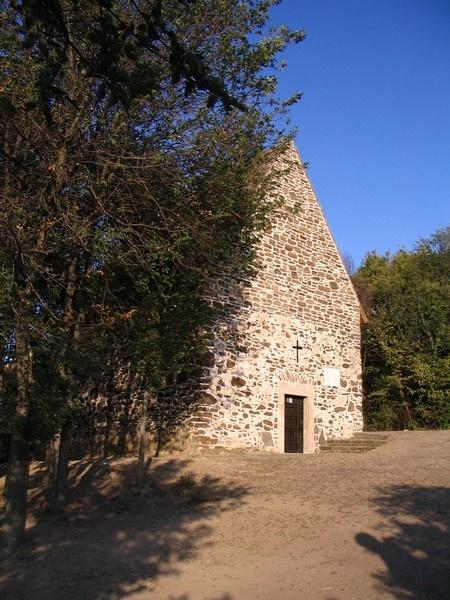 Apáti templom(rom), Tihany