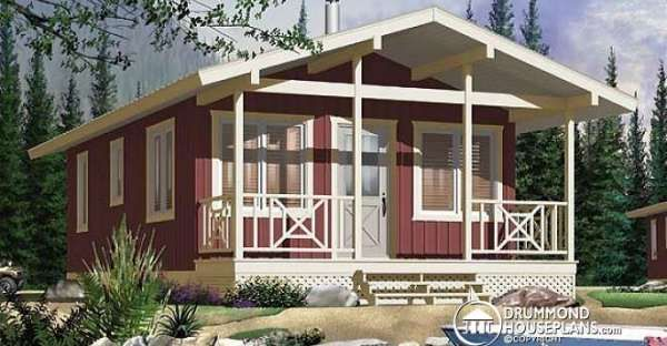 A simple 18x30 cabin with awesome must see floor plan for 18x30 house plans