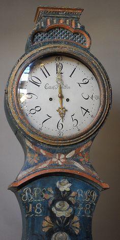 Swedish Grandmother Clock