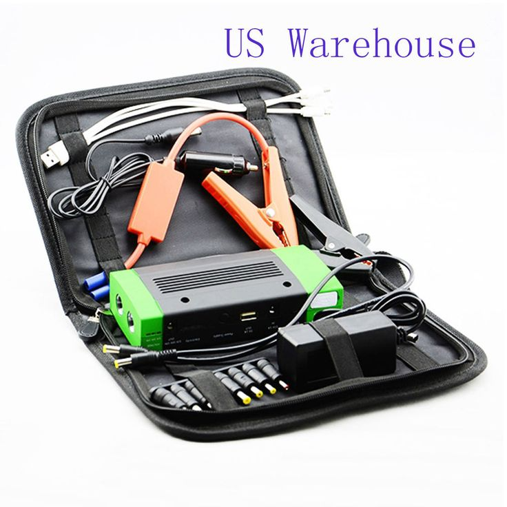 New 14000mAh Multi-function Car Jump Starter  For Car Charges Power Bank battery