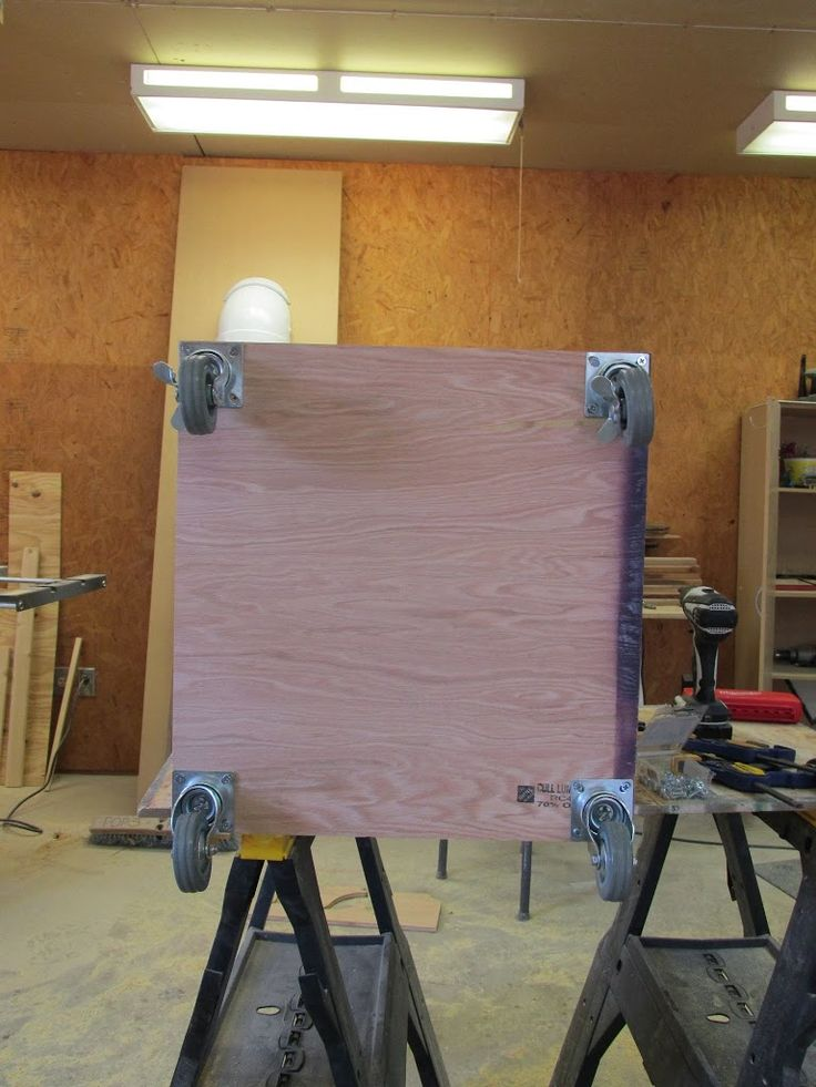 Diy Rolling Drill Press Stand Wilker Do S For The