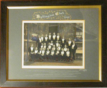 Bullingdon club 1903