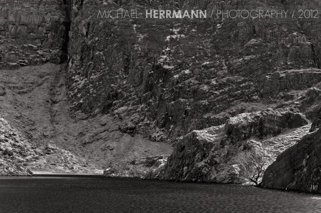 Landscape Photography In Kerry Ireland Coomasaharn Lake And The Range Of Light Lake Landscape Photography Landscape