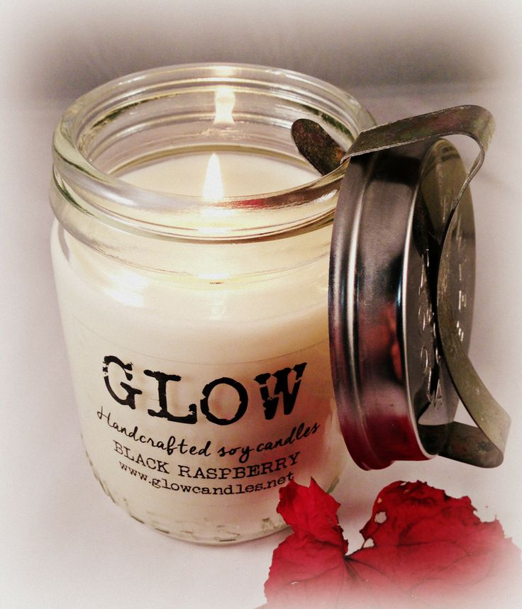 Fowlers no 14 soy candle. www.glowcandles.net