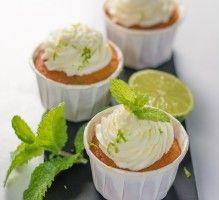 Recette - Cupcakes mojito - Proposée par 750 grammes