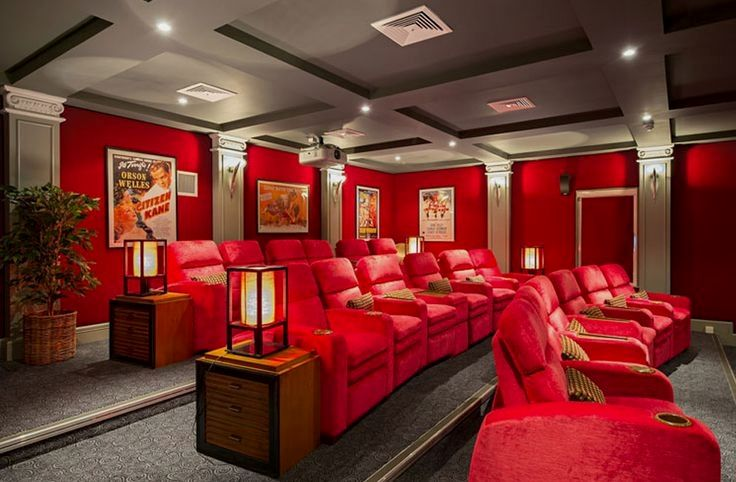 Straffon House Ireland Recreational Room Home Theater Rooms House