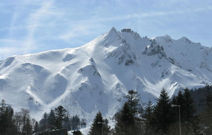Le Puy De Sancy Pictures to pin on Pinterest