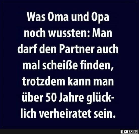Was Oma und Opa noch wussten | DEBESTE.de, Lustige Bilder, Sprüche, Witze und Videos