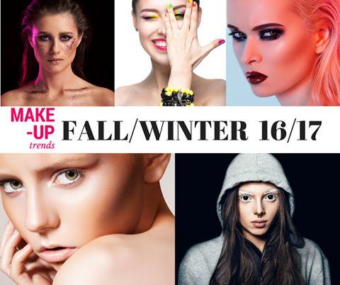 Φθινόπωρο – Χειμώνας 2017: Όλες οι τάσεις του μακιγιάζ. Η τελευταία και αρκετά σημαντική πινελιά για ένα εντυπωσιακό look είναι φυσικά το μακιγιάζ.