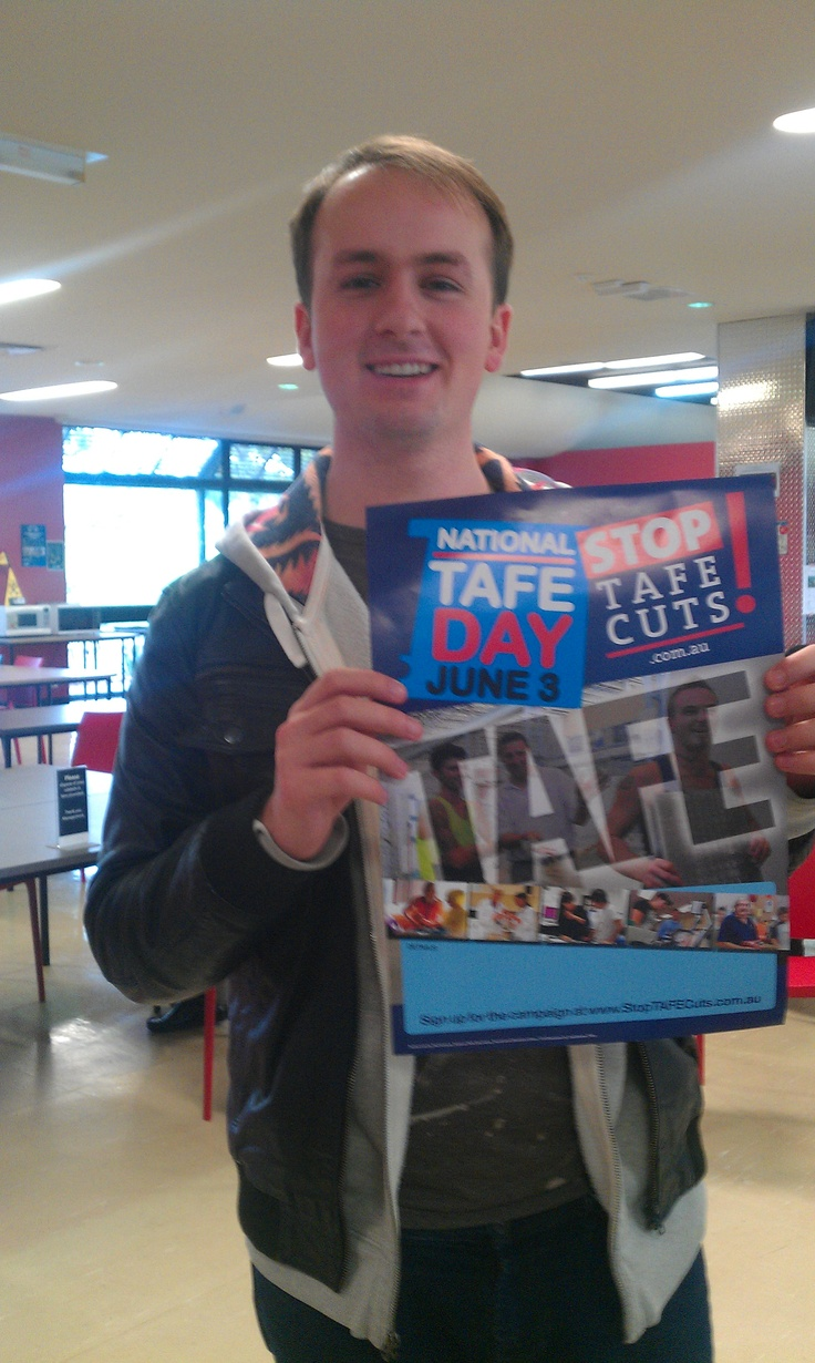 National TAFE Day celebrations @ NMIT