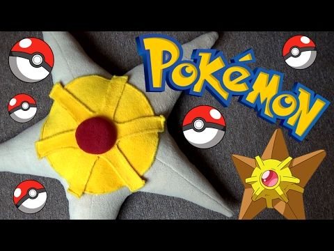 Speed Sewing: Staryu - YouTube