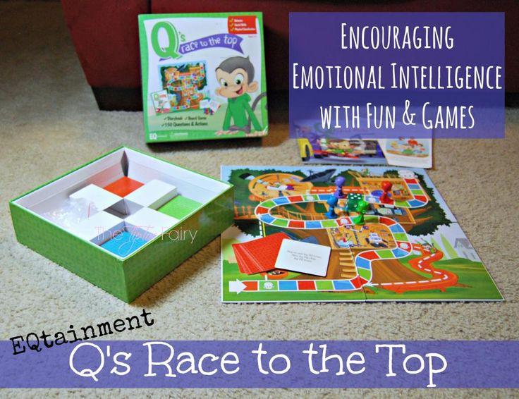 EQtainment Q's Race to the Top Board Game | The TipToe Fairy  #Qsracetothetop #PMedia @EQtainment