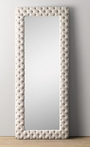I could totally make this out of one of those cheap mirrors from Target... Project timeee
