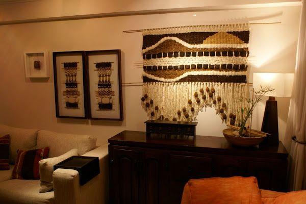 Ideas novedosas para decorar paredes de la casa con tapices