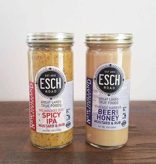 Artisan beer mustard gift collection products artisan for Abc cuisine esch