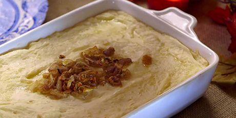 Mashed Potatoes Two Ways