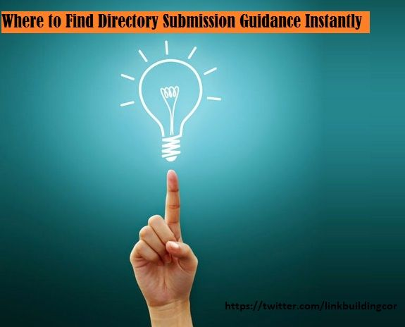 Where to Find #DirectorySubmission Guidance Instantly - #seo #socialshare