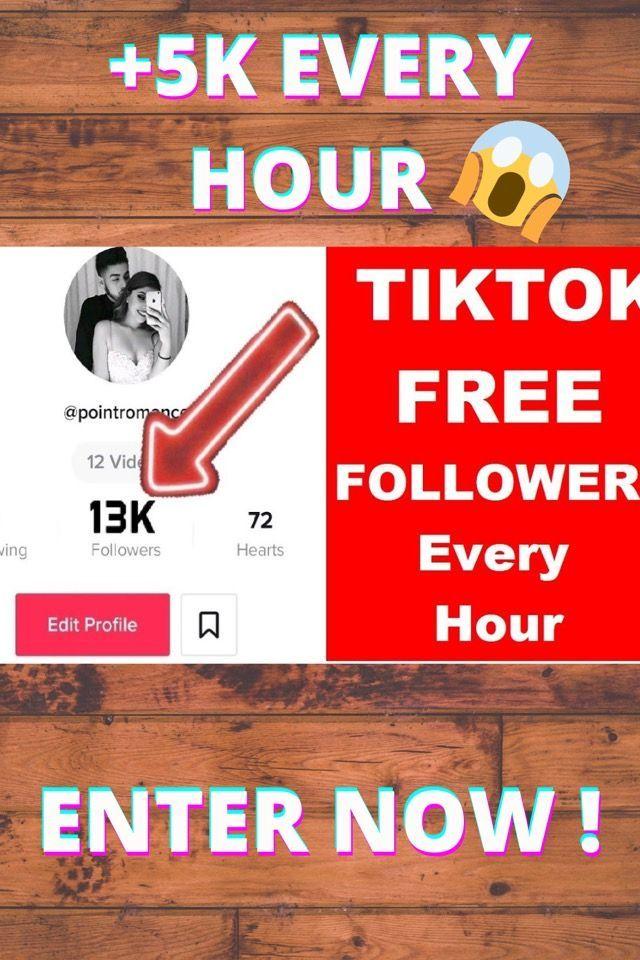 Free Tiktok Followers 2020 How To Get Followers Auto Follower Likes App